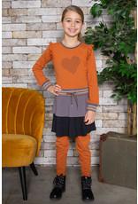 NAIS NAIS meisjes legging Holly Rust