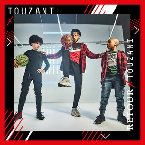 RETOUR Retour Touzani jongens shirt Slide Dark Green