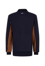 Indian Blue Jeans Indian Blue jongens vest Y 82 Cognac