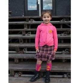 Quapi Quapi meisjes sokken Kyla Pink Candy