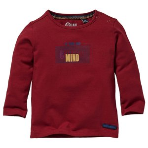 Quapi Quapi baby jongens shirt Len Red Winter