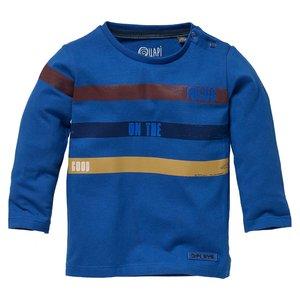 Quapi Quapi baby jongens shirt Lennon Blue Royal
