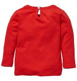 Quapi Quapi baby meisjes shirt Linda Red Tomato