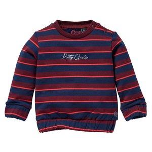 Quapi Quapi baby meisjes sweater Liselot aop Multi Stripe