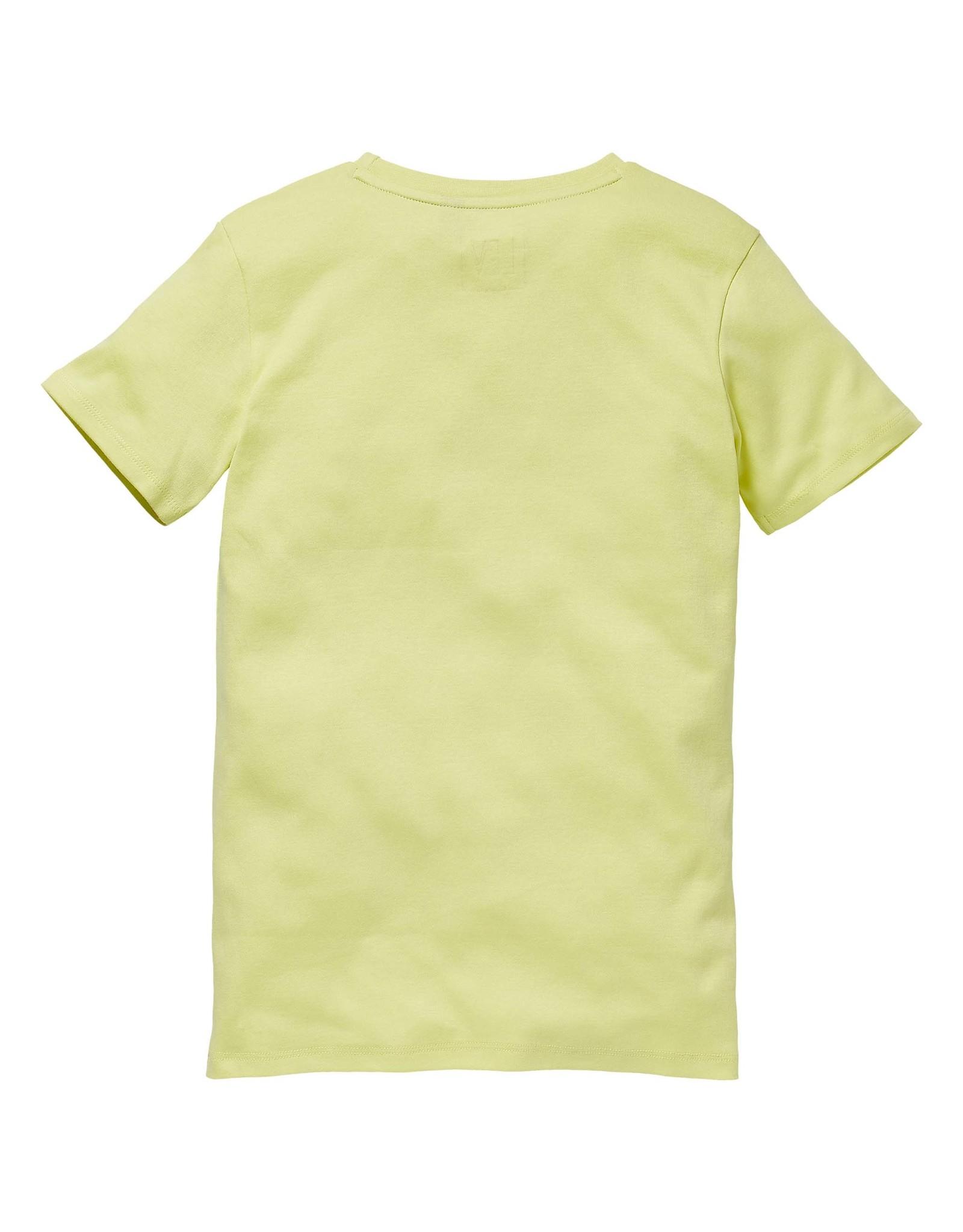 LEVV Levv jongens t-shirt Reda Yellow Fresh