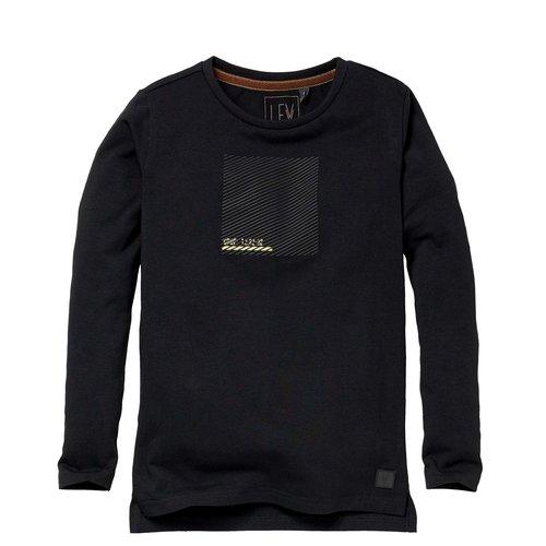 LEVV Levv jongens shirt Renzo Black