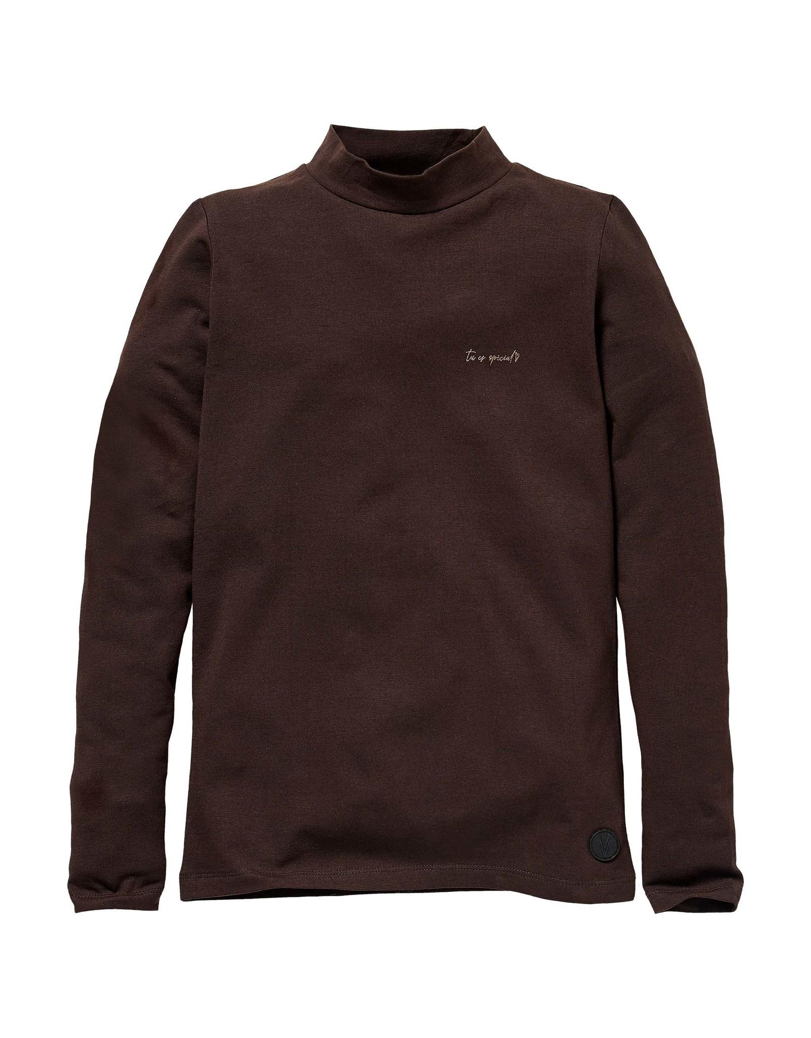 LEVV Levv meiden shirt Rhodee Brown Dark