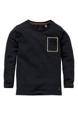 LEVV Levv jongens shirt Savi Black