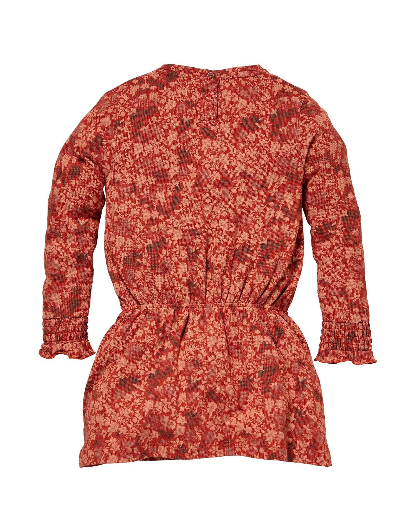 LEVV Levv meisjes jurk Sannie aop Terra Flower