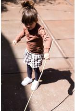 LEVV Levv meisjes sweater Sheila Rust