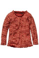LEVV Levv meisjes shirt Saskia aop Terra Flower