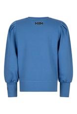 Indian Blue Jeans Indian Blue meiden sweater Ultra Marine
