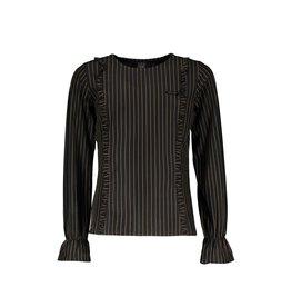 Elle Chic Elle Chic meiden shirt Emma Black