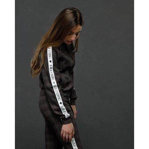Elle Chic Elle Chic meiden vest Amber Black