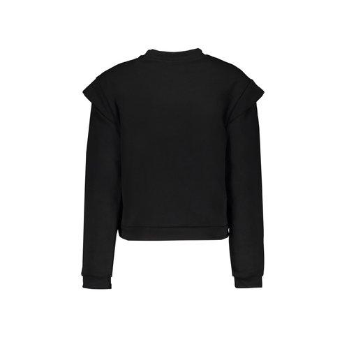 Elle Chic Elle Chic meiden sweater Ofirana Black