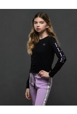 Elle Chic Elle Chic meiden shirt Nancy Black