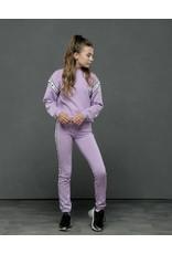 Elle Chic Elle Chic meiden joggingbroek Dawn Pale Amethyst