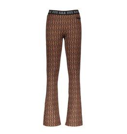 Elle Chic Elle Chic meiden flared pants Debra Cinnamon