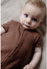 LEVV Levv newborn baby jongens boxpak Billy Brown Almond
