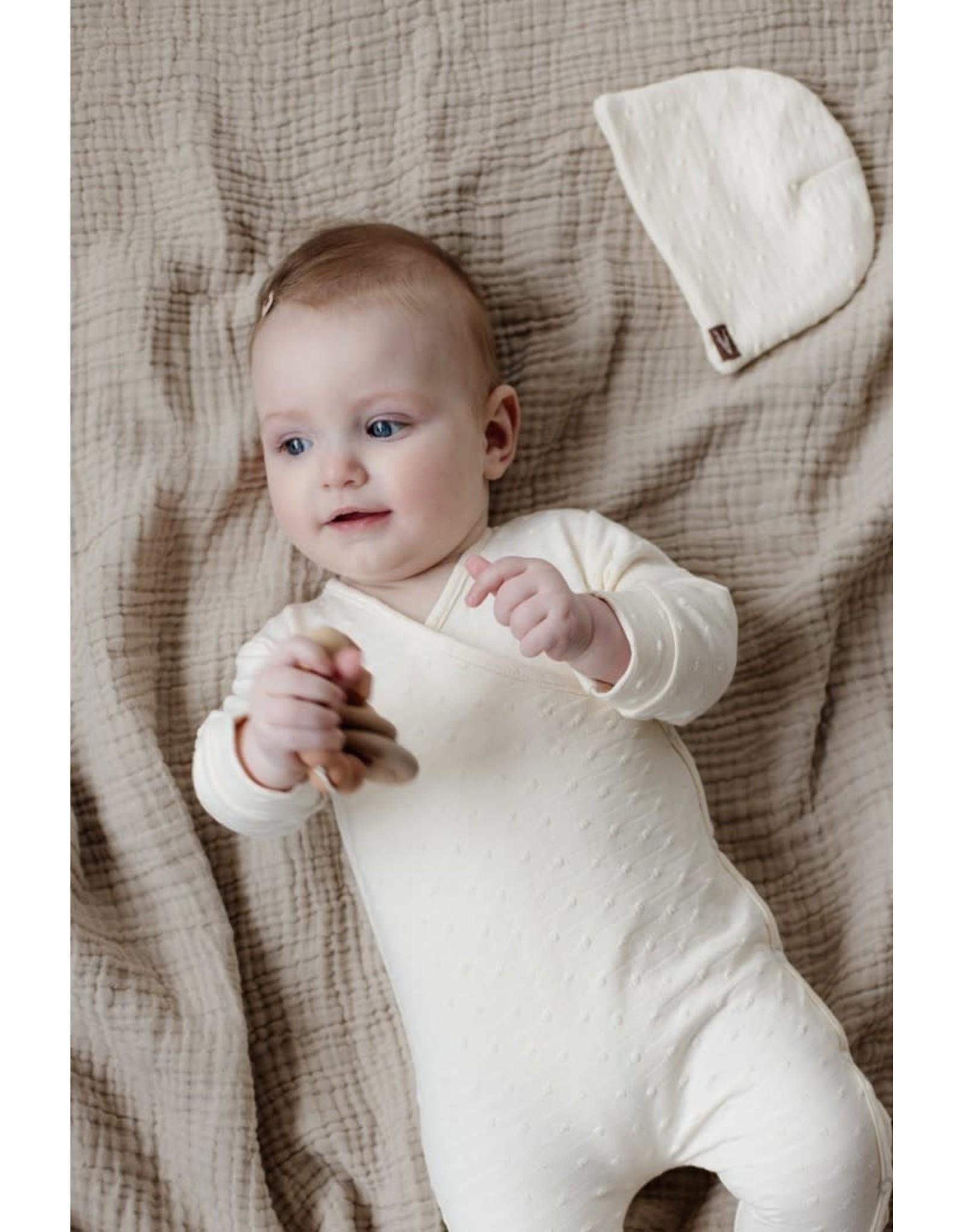 LEVV Levv newborn baby meisjes boxpak Birdie Off White