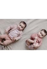 LEVV Levv newborn baby meisjes joggingbroek Bregje Mauve