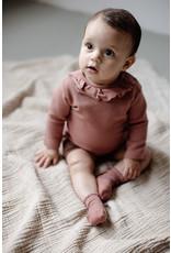 LEVV Levv newborn baby meisjes sokken Brooke Mauve
