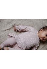 LEVV Levv newborn baby meisjes jurk Babet aop Lila Shadow Flower