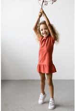 LEVV Levv meisjes jurk Nara Stone Red