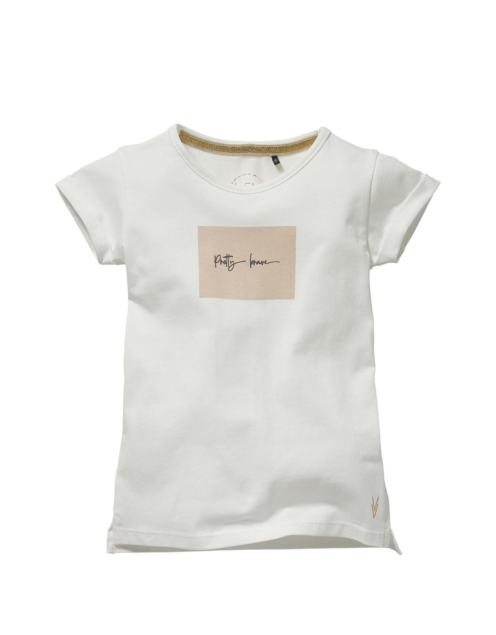 LEVV Levv meisjes t-shirt Nikki White