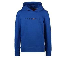 TYGO & vito TYGO & vito jongens hoodie logo Classic Blue