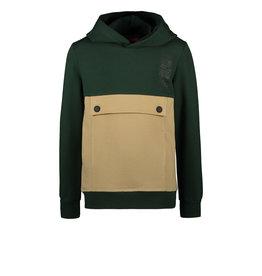 TYGO & vito TYGO & vito jongens hoodie Anorak Green