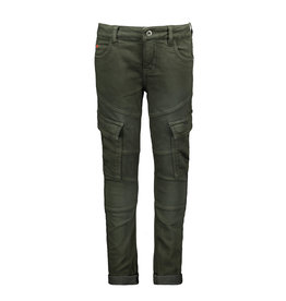 TYGO & vito TYGO & vito jongens Cargo Jog Jeans Dark Army
