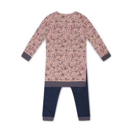 Charlie Choe Charlie Choe meiden pyjama Fairy Pink Indigo