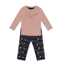 Charlie Choe Charlie Choe meiden pyjama Make Your Hapen Pink Indigo