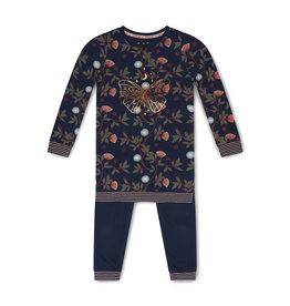 Charlie Choe Charlie Choe meiden pyjama Butterfly Indigo