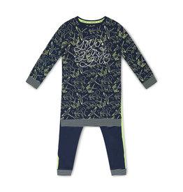 Charlie Choe Charlie Choe meiden pyjama You Glow Girl Indigo