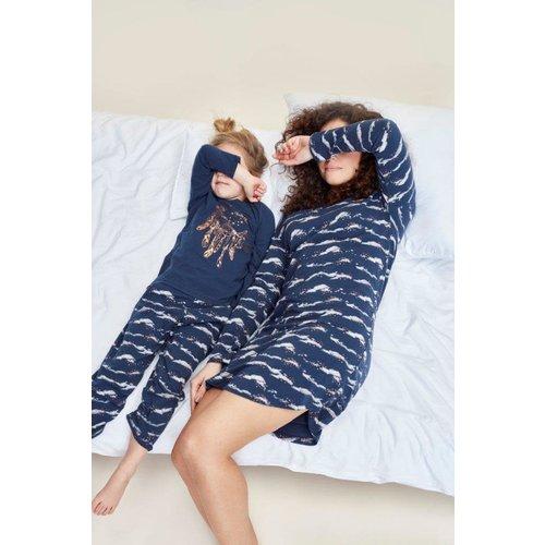 Charlie Choe Charlie Choe meiden pyjama Dream Catcher Indigo