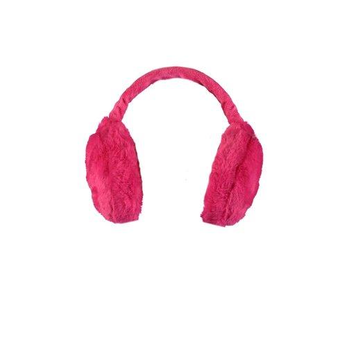 B.Nosy B.Nosy meisjes oorwarmers Beetroot Pink