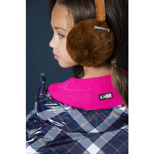 B.Nosy B.Nosy meisjes oorwarmers Camel