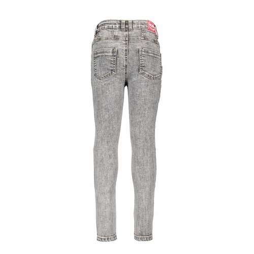 B.Nosy B.Nosy meisjes high waist jeans You Denim
