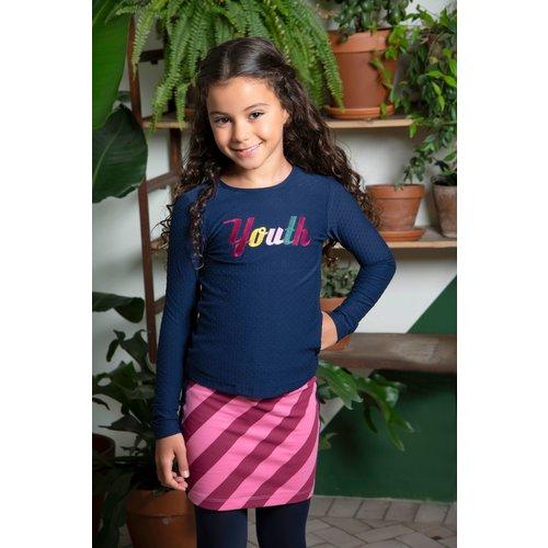 B.Nosy B.Nosy meisjes gestreepte rok Youth Big Stripe