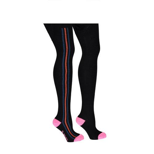 B.Nosy B.Nosy meisjes maillot B.Tough Vertical Stripe Black