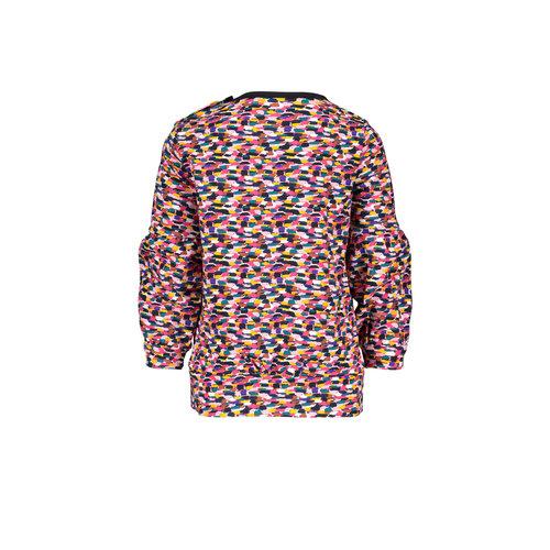 B.Nosy B.Nosy baby meisjes shirt Sporty Spickles