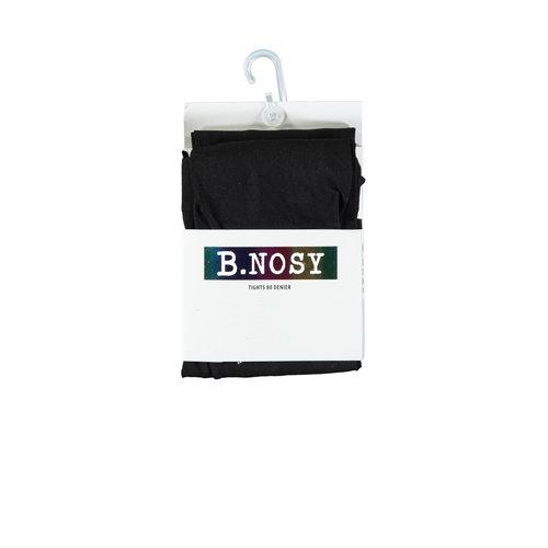 B.Nosy B.Nosy meisjes dikke panty Black W21