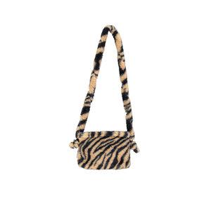 Moodstreet Moodstreet meisjes handtas Tiger Black