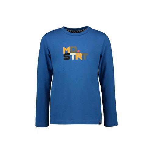 Moodstreet Moodstreet jongens shirt MD.STRT True Blue