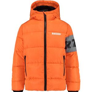 Raizzed Raizzed jongens winterjas Tirur Tiger Orange