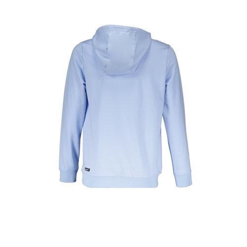 Bellaire Bellaire jongens hoodie met rits Air Blue