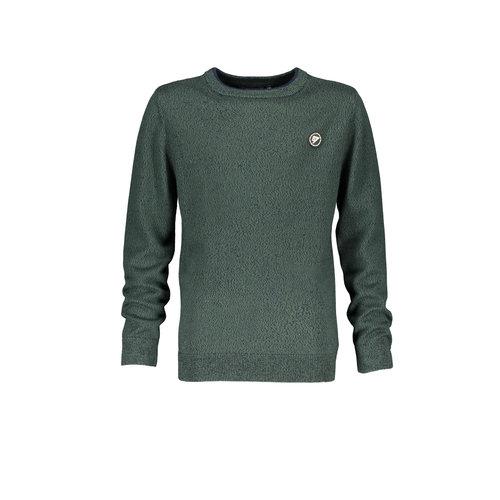 Bellaire Bellaire jongens gebreide sweater Deep Forest