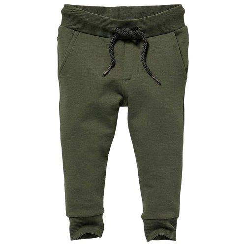 Quapi Quapi baby jongens joggingbroek Linus Green Dark